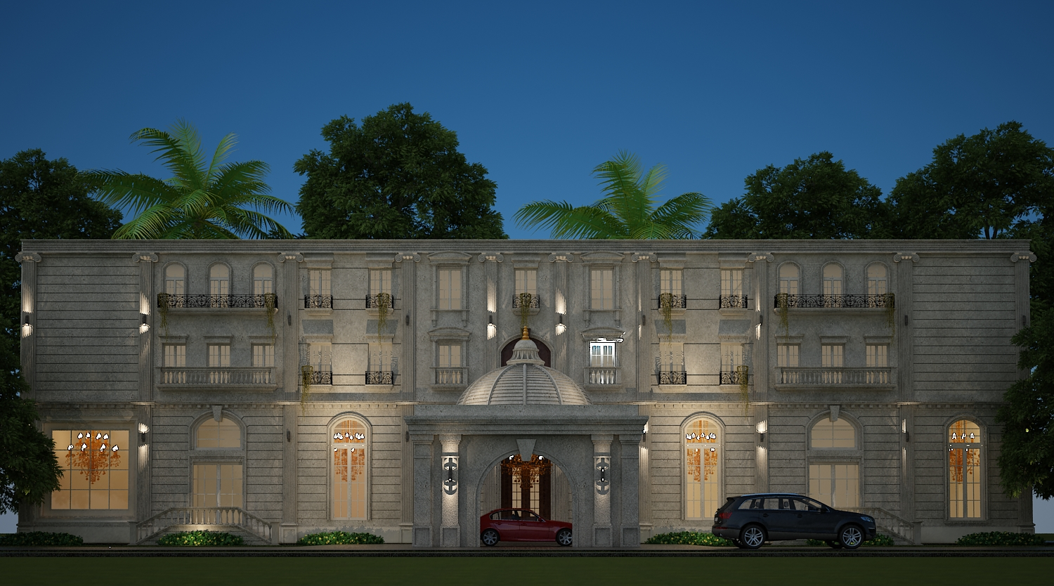 best architects in Lahore - Sadia and Ammar Associates