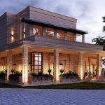 Exterior Design - Sadia and Ammar Associates