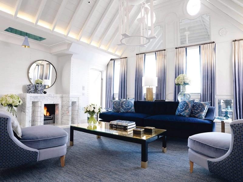 living room renovation ideas - Sadia and Ammar Associates